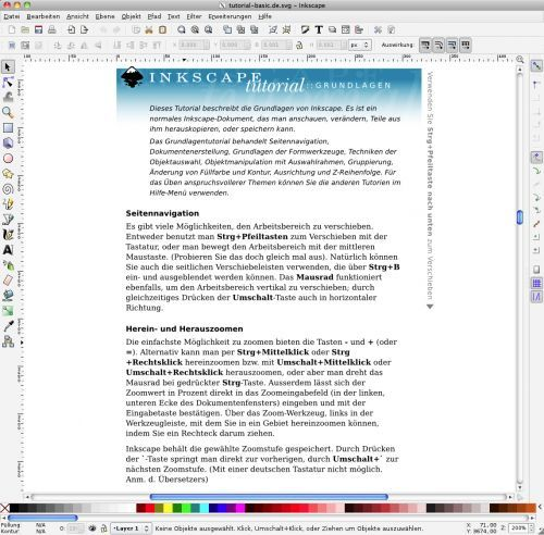 Inkscape Free Mac Software
